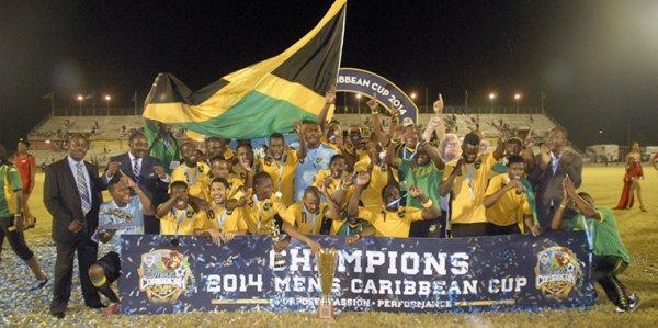 La Jamaïque Champion des Caraïbes