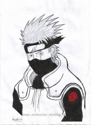 dessin manga style