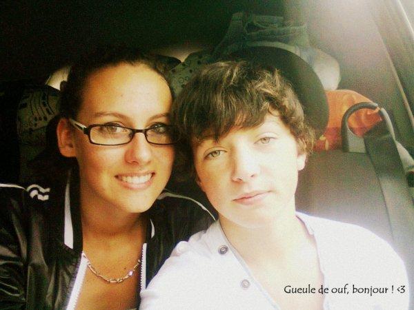 Luffie et Ewynn, Susu ! ♥