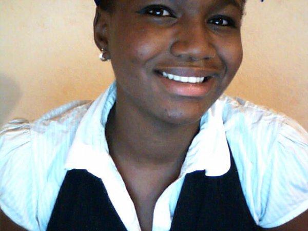 je souris à la vie !