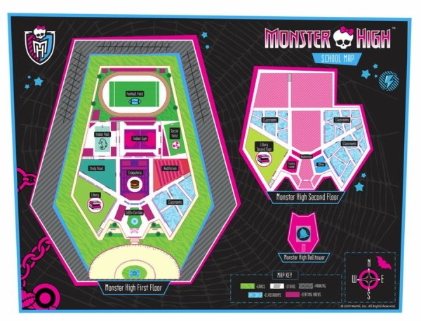Plan de Monster High