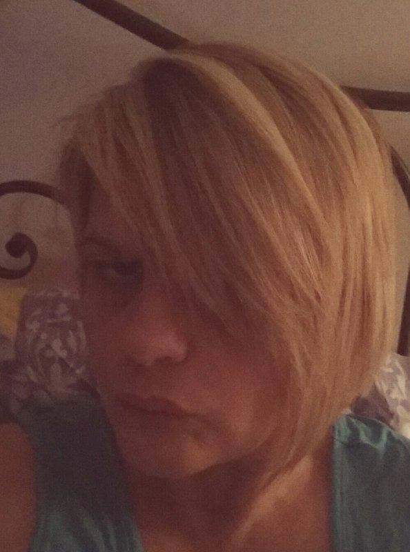 Blonde un jour blonde toujours lol