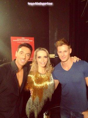 Danse avec les stars : Tonya & Maxime - Prime 6 du 01 novembre 2014