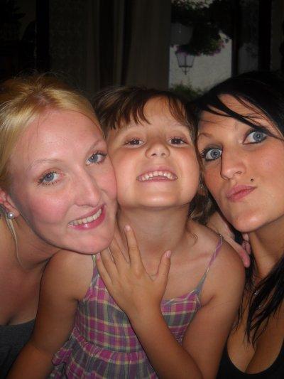 Les 3 soeurs... ( melissa, irina et jessica)