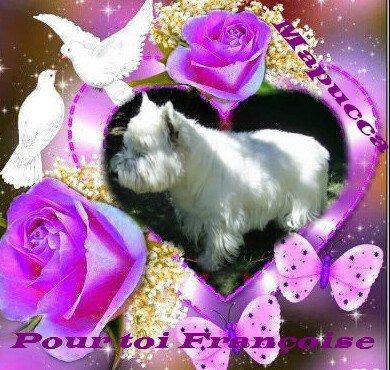 ♥ ♥ Ƹ̵̡Ӝ̵̨̄Ʒ ♥Ƹ̵̡Ӝ̵̨̄Ʒ ♥ COUCOU FRANçOISE ! ♥Ƹ̵̡Ӝ̵̨̄Ʒ ♥Ƹ̵̡Ӝ̵̨̄Ʒ ♥ ♥