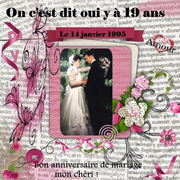 ♥ ♥ Ƹ̵̡Ӝ̵̨̄Ʒ ♥Ƹ̵̡Ӝ̵̨̄Ʒ ♥ MON  ANNIVERSAIRE DE MARIAGE ♥Ƹ̵̡Ӝ̵̨̄Ʒ ♥Ƹ̵̡Ӝ̵̨̄Ʒ ♥ ♥
