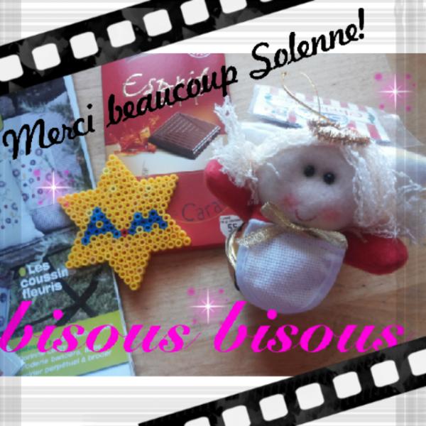 ♥ ♥ Ƹ̵̡Ӝ̵̨̄Ʒ ♥Ƹ̵̡Ӝ̵̨̄Ʒ ♥ MERCI BEAUCOUP SOLENNE ! ♥Ƹ̵̡Ӝ̵̨̄Ʒ ♥Ƹ̵̡Ӝ̵̨̄Ʒ ♥ ♥