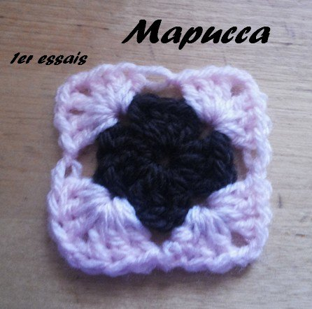 Crocheter un SUPER GRANNY square