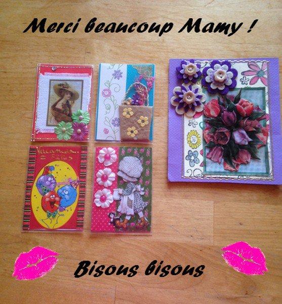MERCI BEAUCOUP MAMY !!!