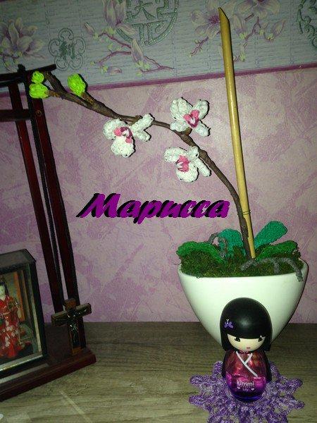 Orchidées loom mon 1er