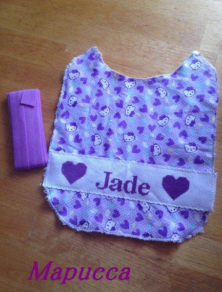 mes créas pour Jade !