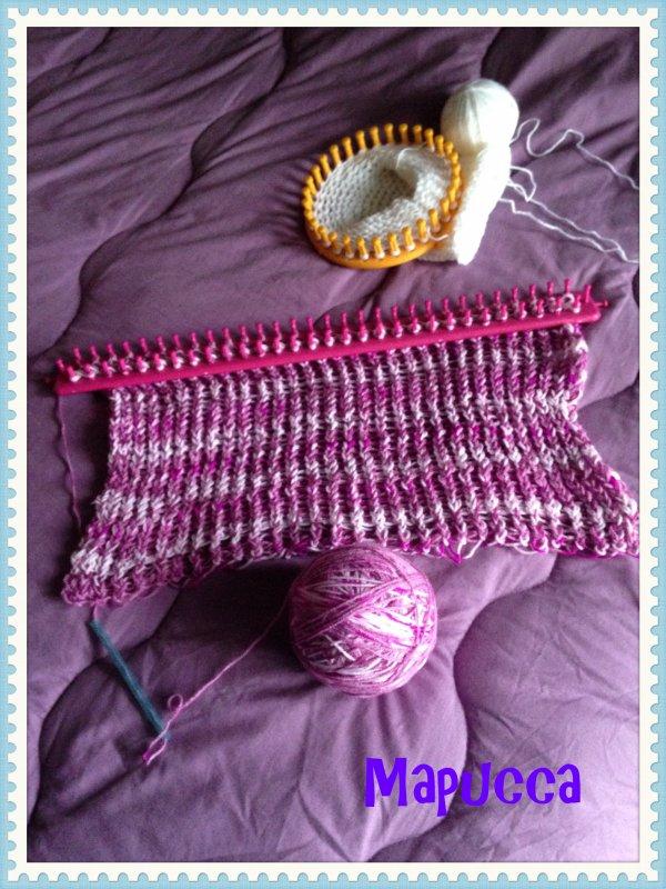 tricots et tricotin