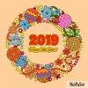 Bonne année 2019 à voud tous mes amies  !!!!! Bisous