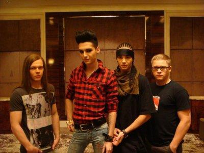 Quelque news Tokio Hotel