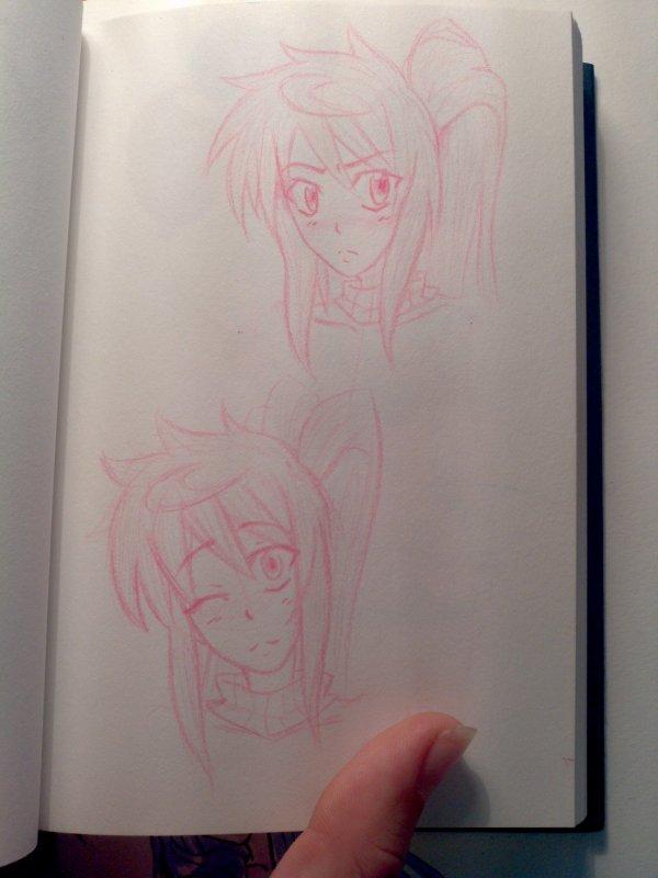 Neko sketches