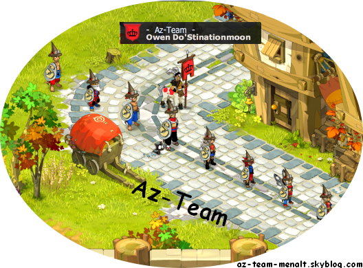 La Az-Team donne des nouvelles !!