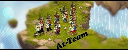 Az-Team sur le serveur Menalt