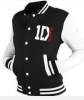 veste de basball one direction