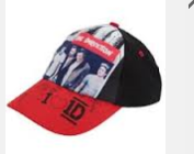 casquette one direction midnight memories