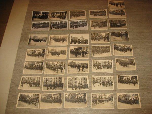 lot de photographies (tirage d'époque)