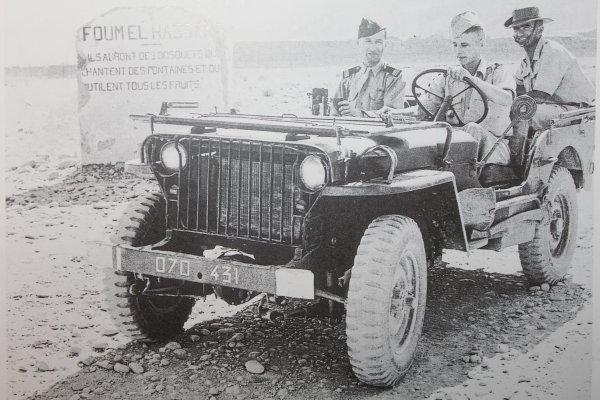 la jeep dans l'armée française tome II (de 1954 à 2003)