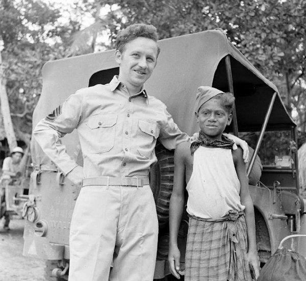 Slat grill en Nouvelle Calédonie 1942   -3-