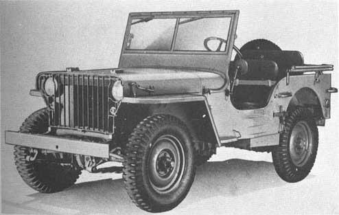 Fan de Jeep