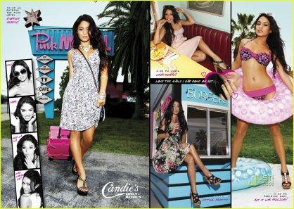 Vanessa Hudgens: Candie's Bikini Babe!