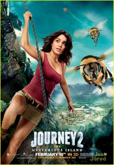 Journey  2 son nouveau film