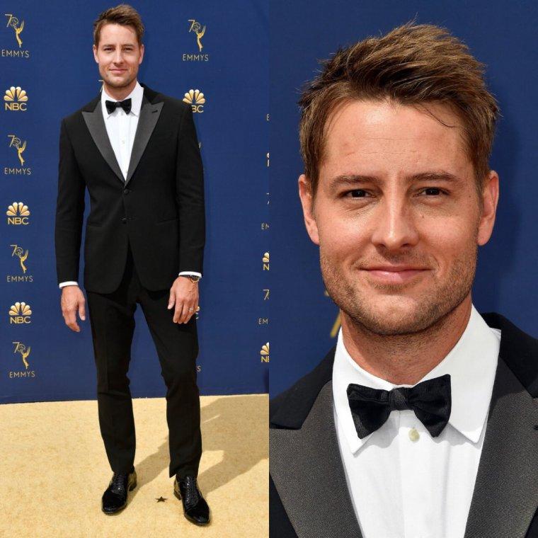 Justin aux Emmy Awards 2018