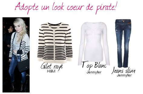 Coeur de pirate & ses looks