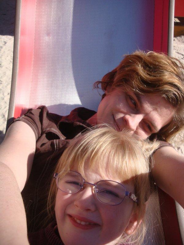 Nos vacances entre filles ! :)