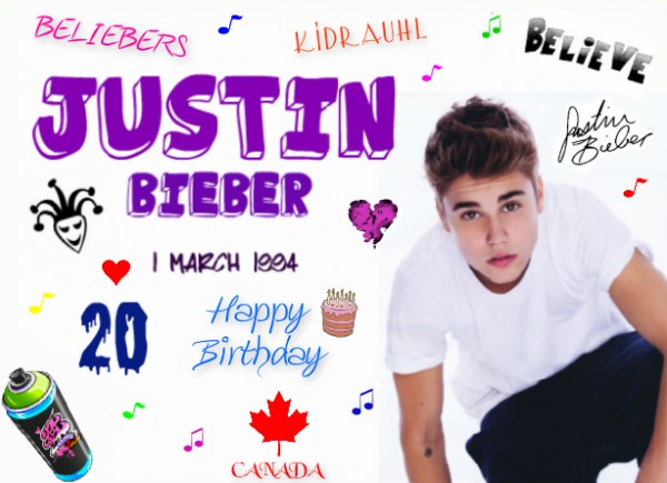 Happy Birthday Justin♥