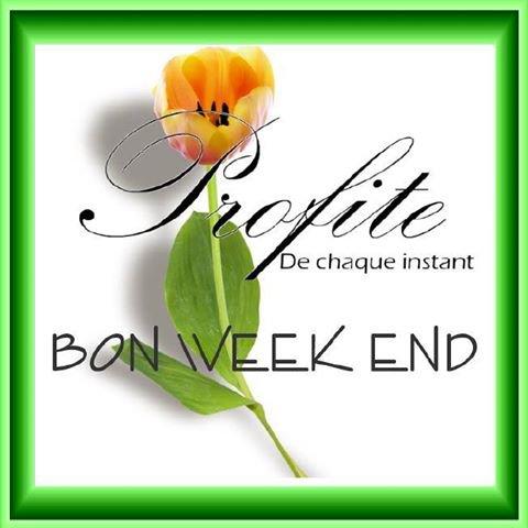 profiter du week end!!!!!!!!!!!!