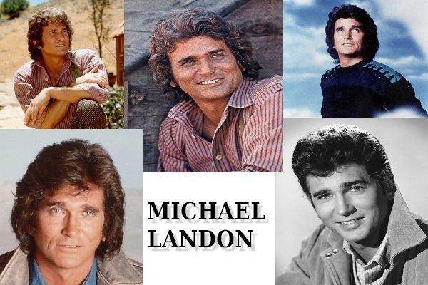 MICHAEL LANDON