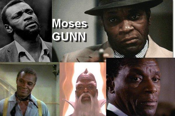 Moses GUNN