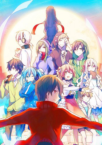 『 Kagerou Project 』