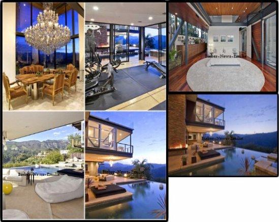 Justin Bieber aurait mis une option sur une superbe demeure située sur les hauteurs de Los Angeles. L'actuel locataire, Ashton Kutcher, peut commencer à se chercher un nouveau toit.