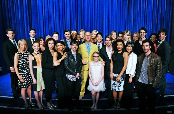 27/02 : Naya s'est rendu au PaleyFest Icon Award en l'honneur de Ryan Murphy