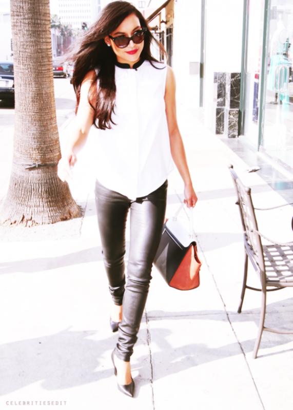 15/03 : Naya a été aperçu à Los Angeles, allant acheter des Cupcakes à une boulangerie