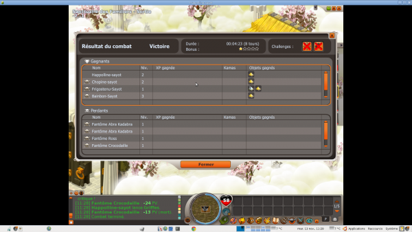 Team sayot/donjon famillier.