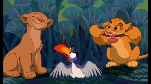 Walt Disney Pictures est fier de vous présenter...