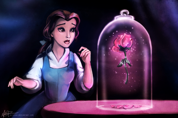 Disney Fan Art.