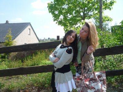 Raachel & Andreaa