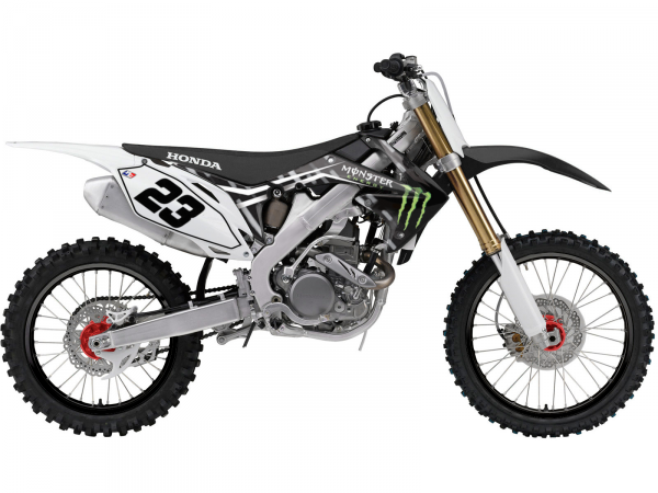 250 crf 2011 Monster Energy