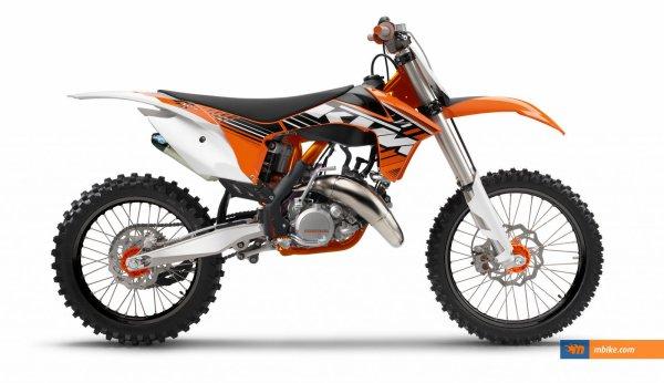 150 SX 2012