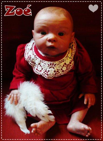 Ma princesse Lison que j'aurais a Noel =)