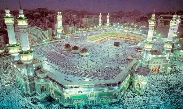 la mosquée de mahomet