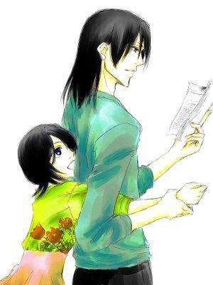 0 ♥ Mes personnages préférés: Kuchiki Byakuya et Kuchiki Rukia ♥ 0