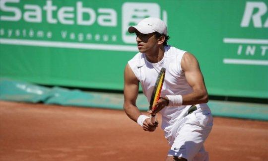 Rachidi younes c mon cousin L'equipe national  marocain  de tennis .